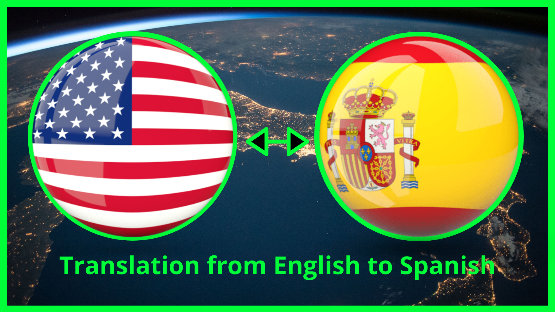 I'll translate any short text from English to Spanish