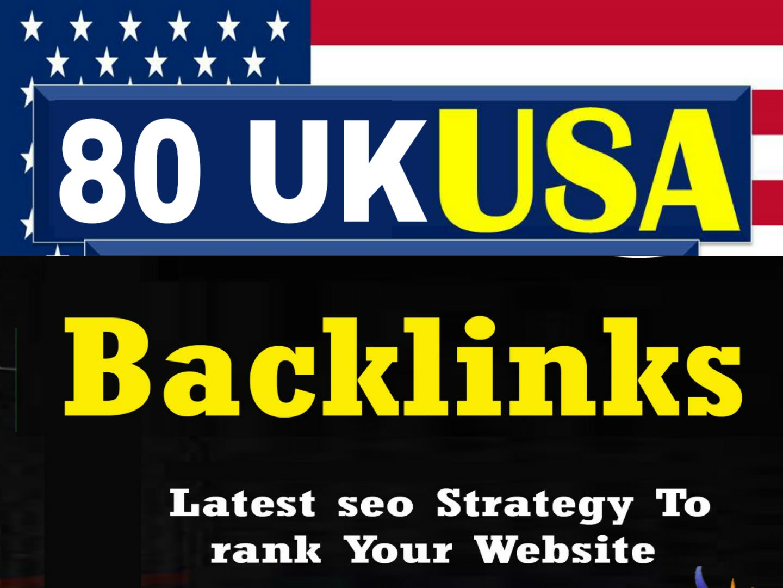 boost web ranking 80 usa pr9 seo safe manually backlinks