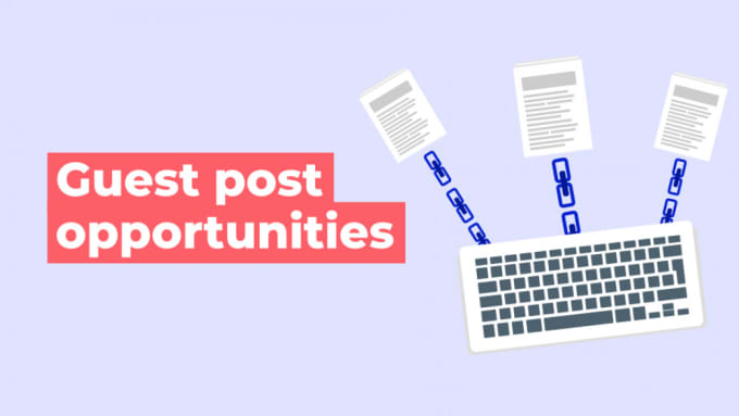 I will provide good sites for guest posting