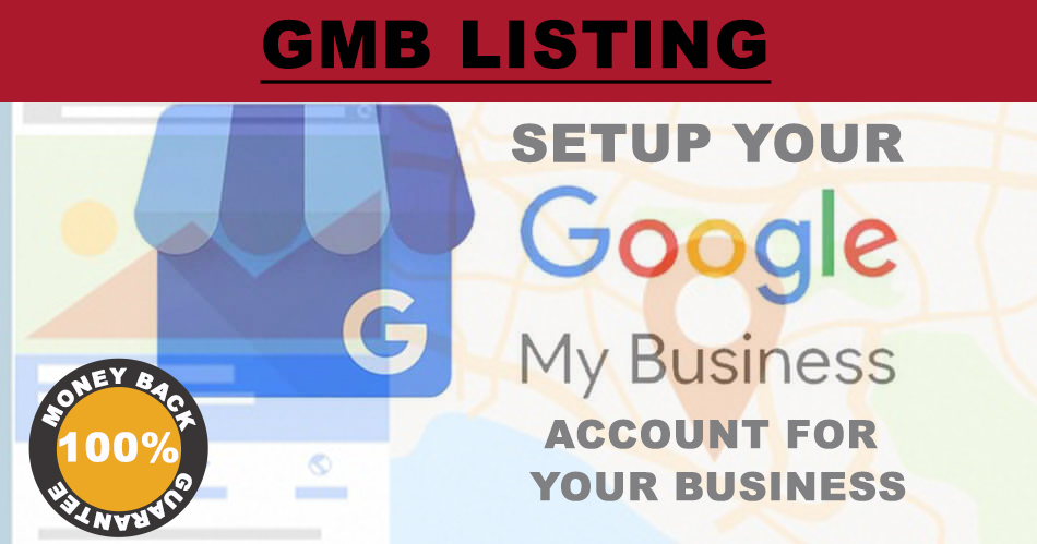 I will set up google my business listing