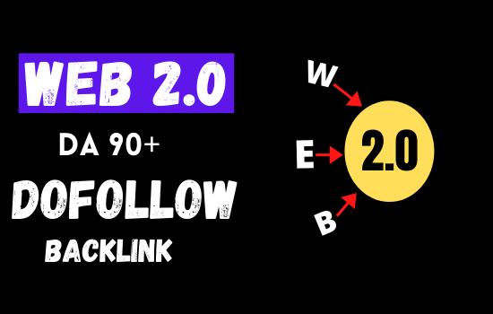 I will high authority web 2.0 backlinks
