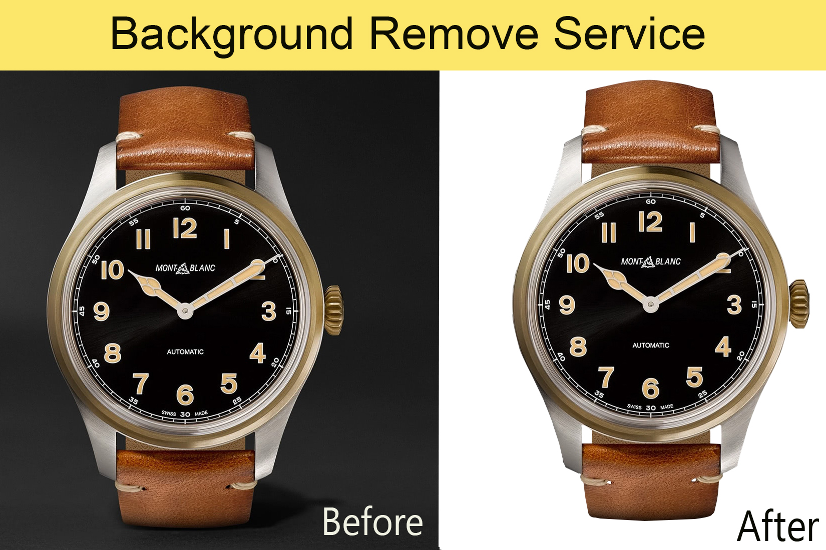 I will do photo background removal 2 product image