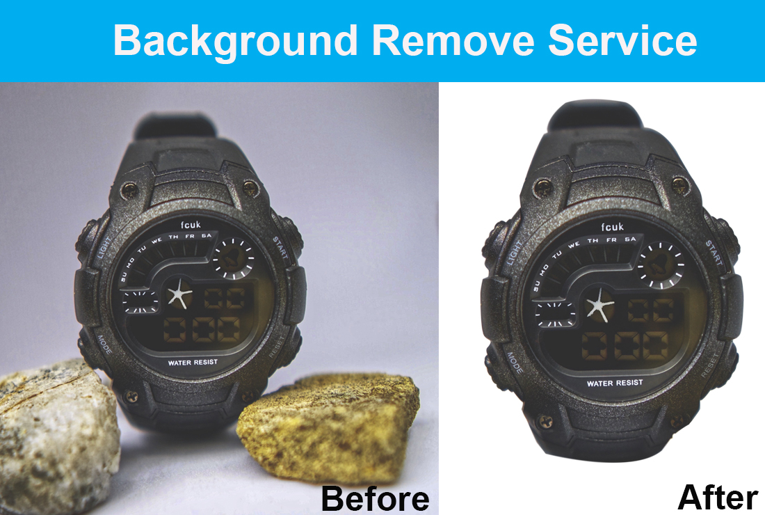 I will do E-Commerce market product photo background removal 5 image and become your reliable Photos