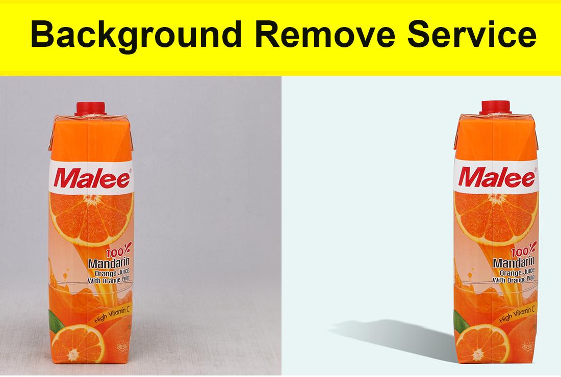 I will do amazon product photo background removel 2 image