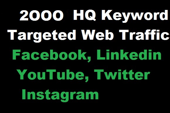 HQ 50,000 Real Web Traffic to your webside