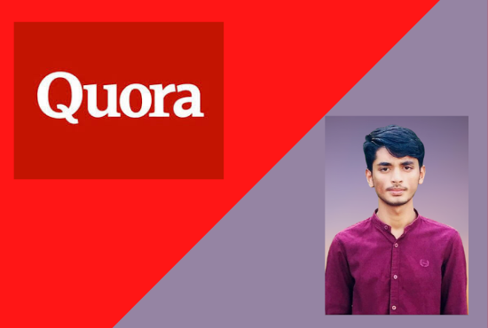 I will provide 20 best quality quora answer