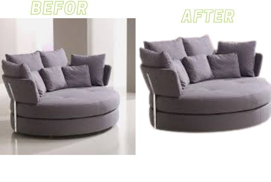 I will do clean and clear background removal