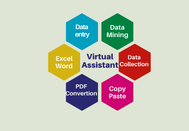 Be your Talented Virtual Assistant