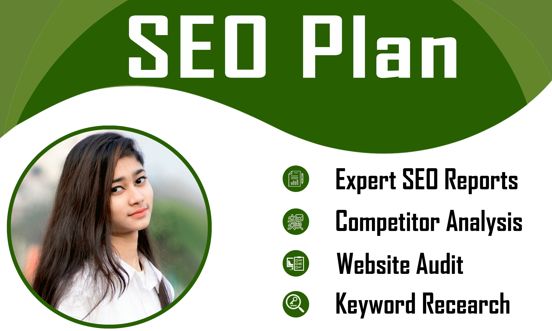 I will Provide expert SEO reports competitor analysis website audit