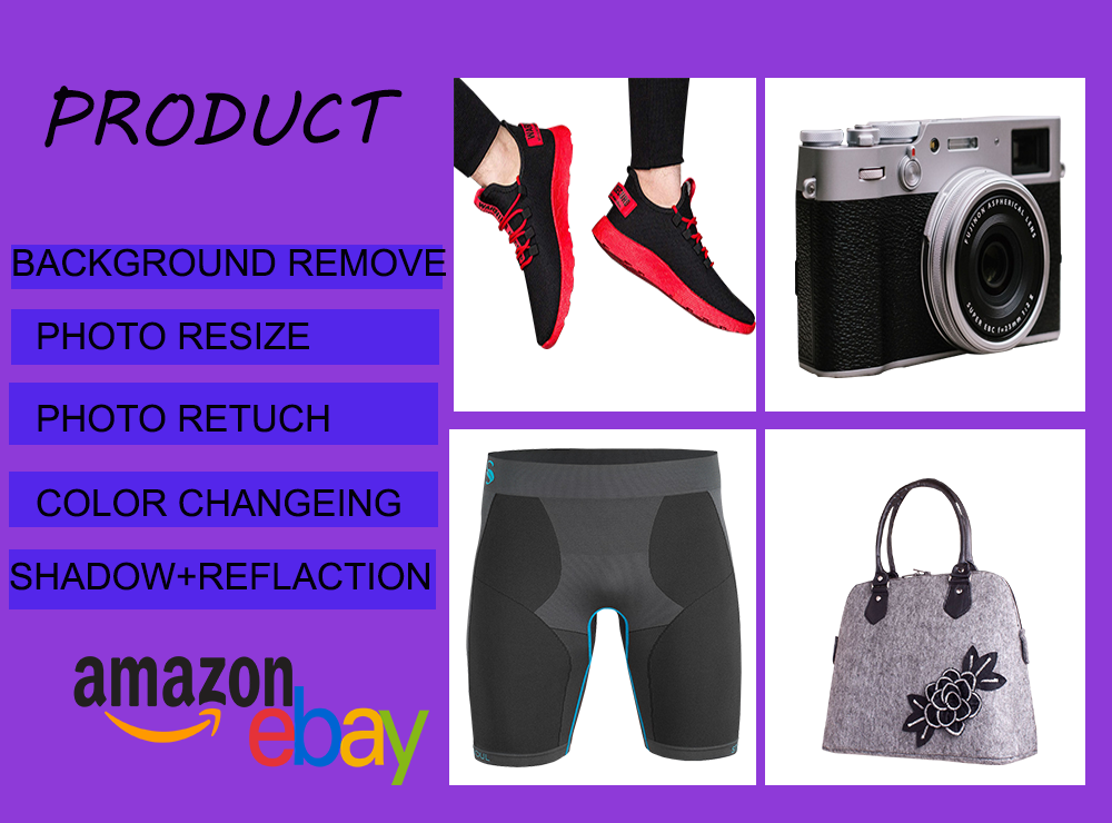 I will do amazon product background removal service