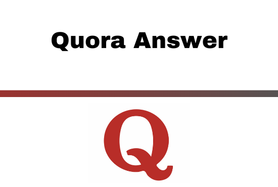 Promote your website 20 HQ Quora Answer for targeted traffic