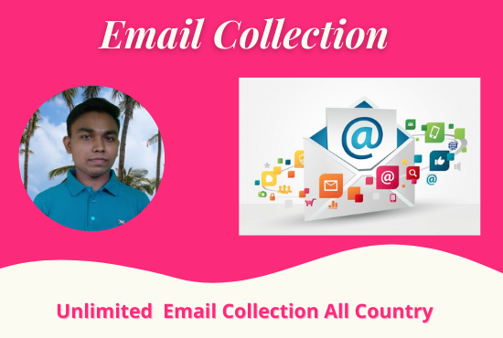 I will give you 200 verified email collection