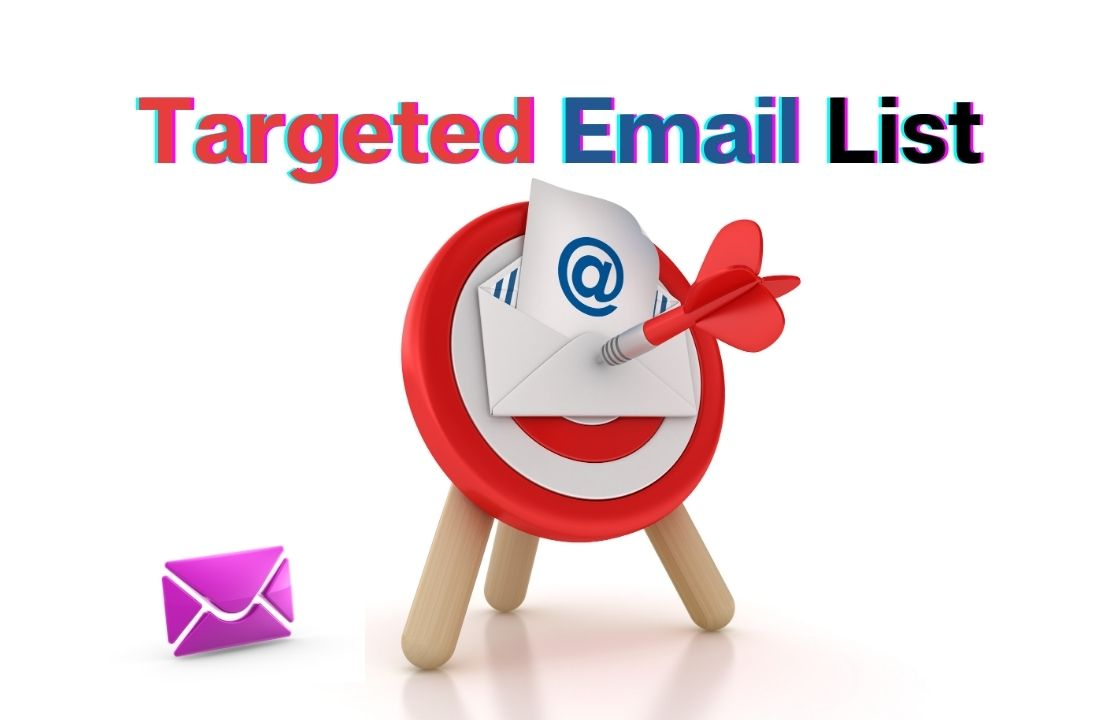 I will provide USA consumer email list of your business
