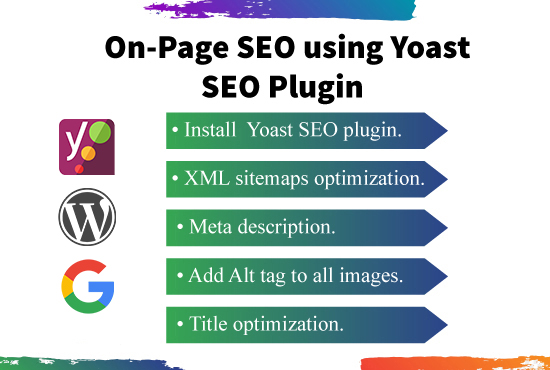 I will Do On Page SEO for Your Website
