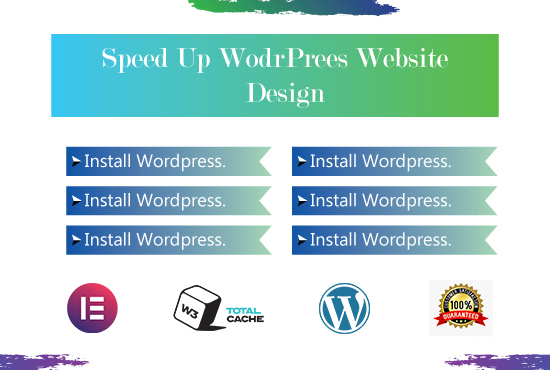 I will increase page speed of WordPress website, speed optimization