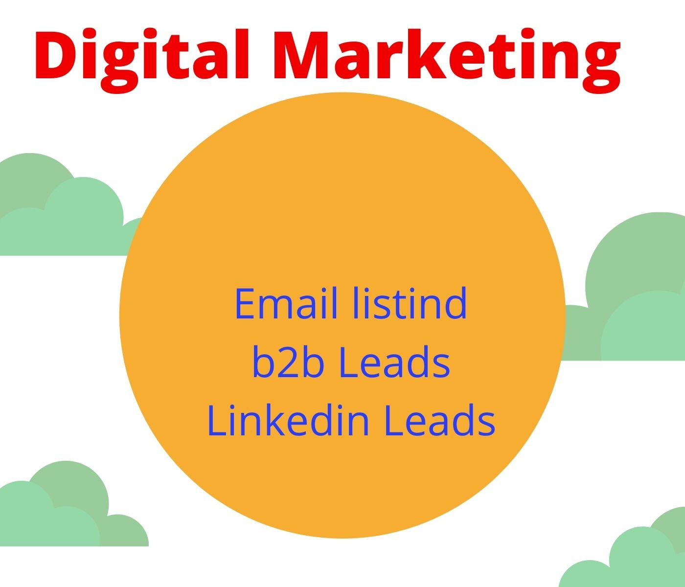 I will collect USA based niche targeted email list verified