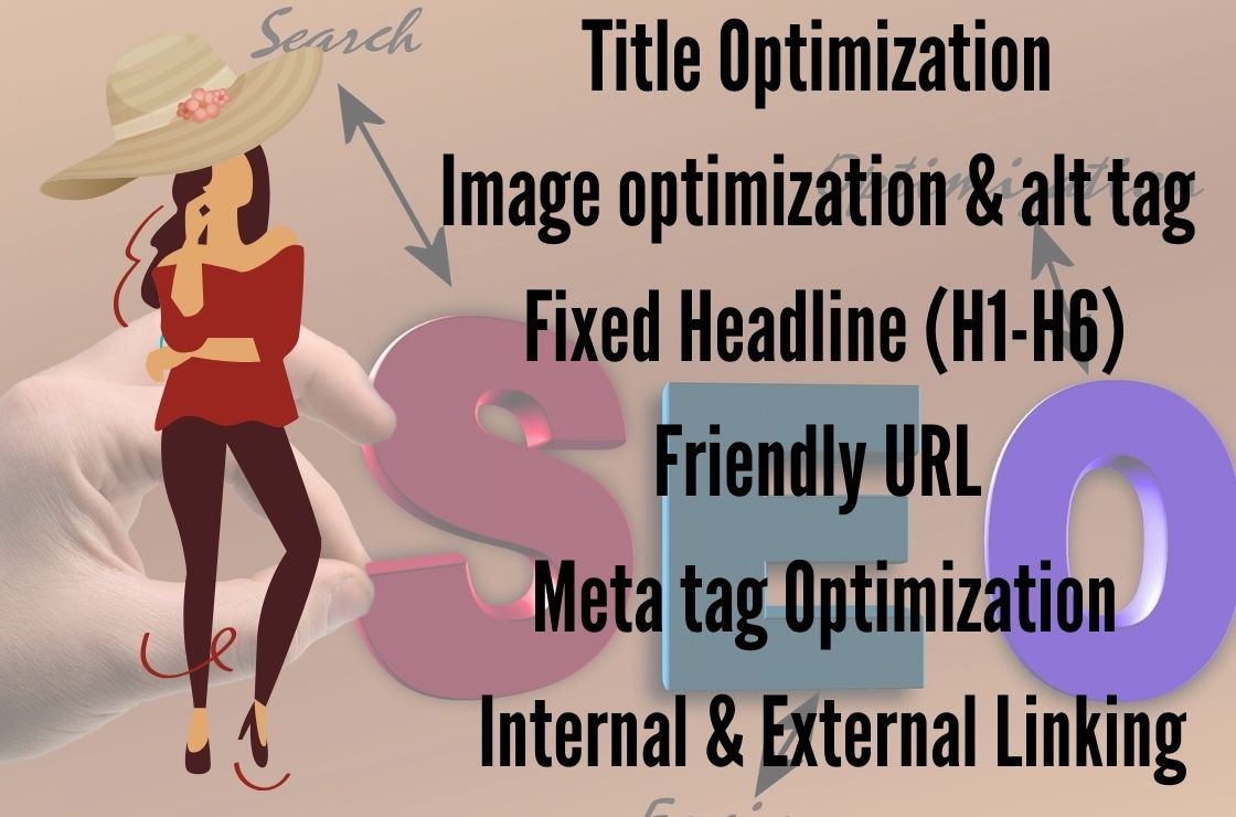I will do On Page SEO Optimization and improve your website