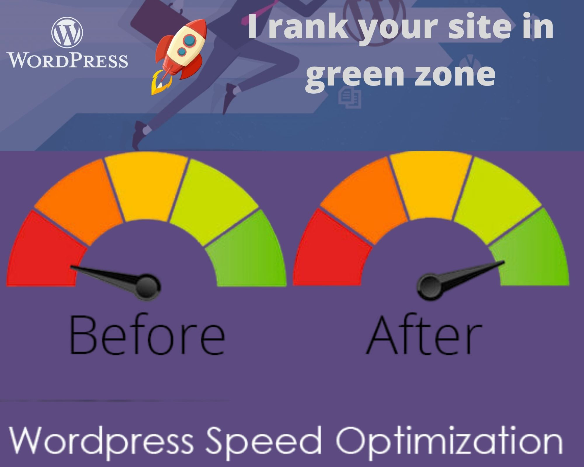 I will do speed up your WordPress website for google page speed