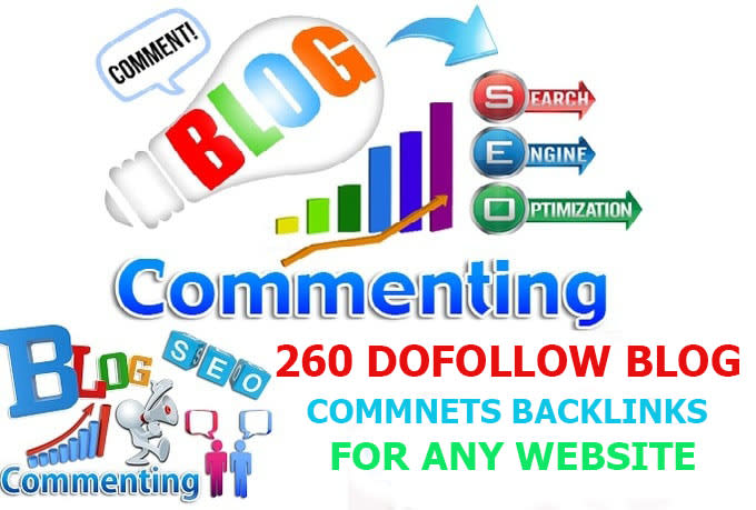 I will write 200 high quality blog comments or website comments