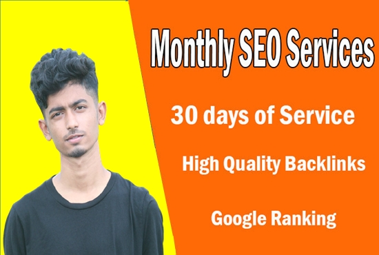 Build High Quality SEO Backlinks Link Building Google Top Ranking Service