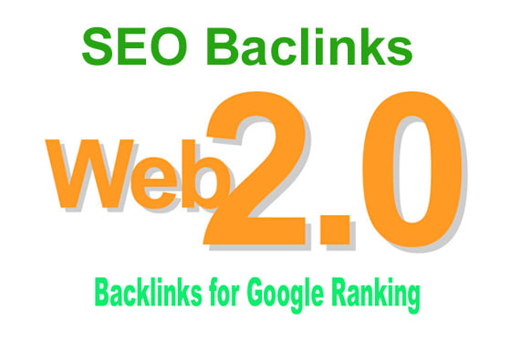 Manually high authority web 2 0 backlinks