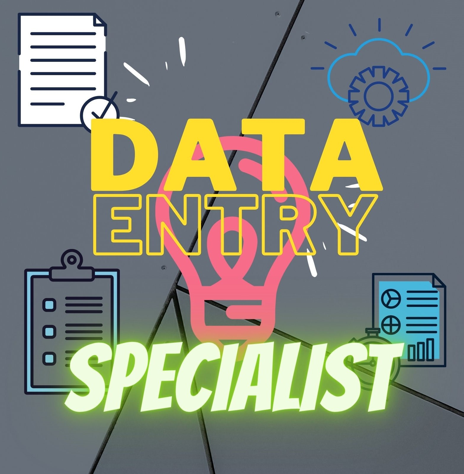 Excel data entry specialist at your service