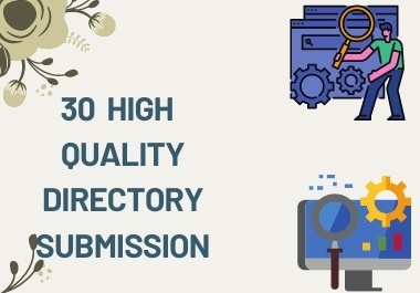 I will do 100 High PA/DA Directory Submission