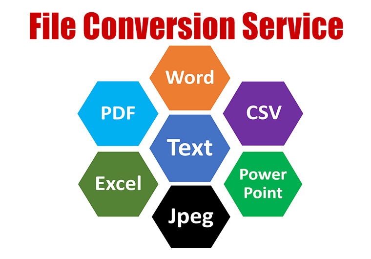 I will file conversion PDF to excel or PDF word professionally