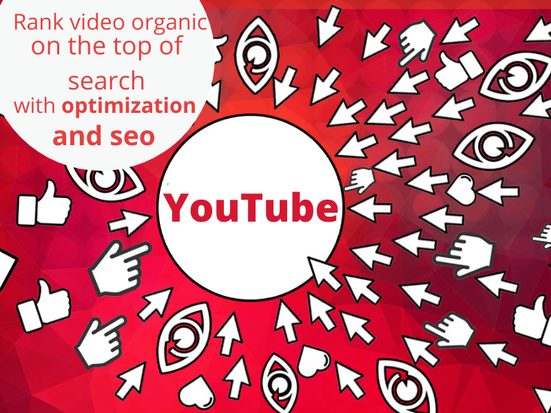 I will Optimize Your YouTube SEO to rank videos on top of search & suggest