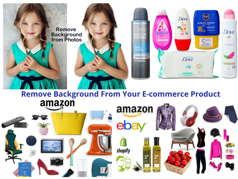do quickly Image and Amazon product background remove