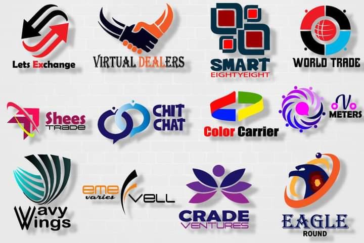 I can create versatile ,modern, flat, minimalist logo design in 12 hours
