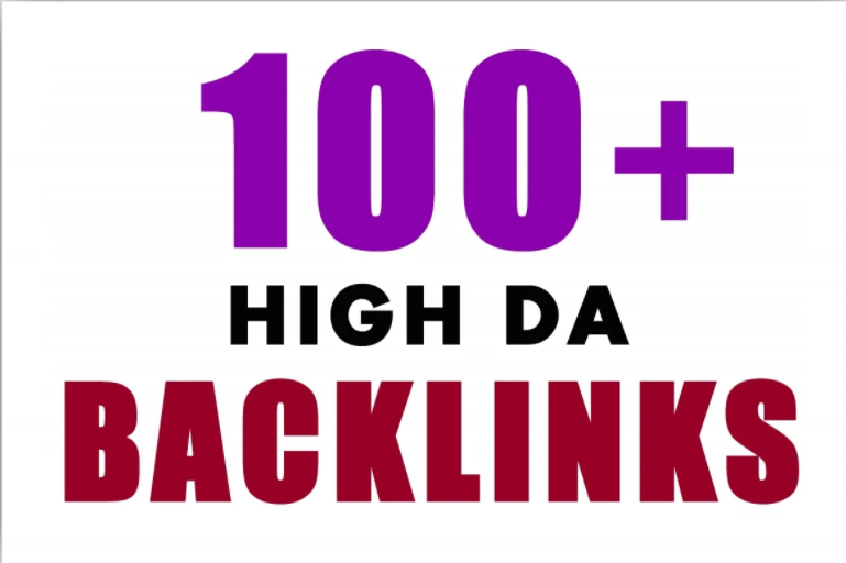 help you rank higher on google with safe high da SEO contextual 100 backlinks