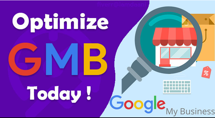 optimize your GMB,  website & busimess