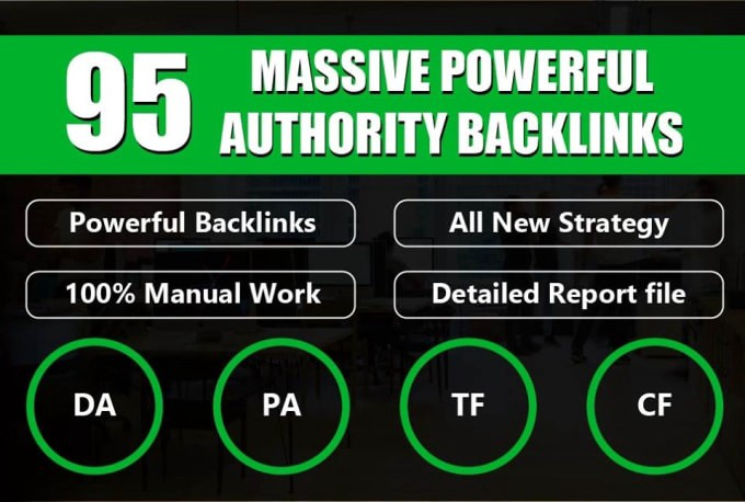provide you 99 white hat SEO link building backlinks