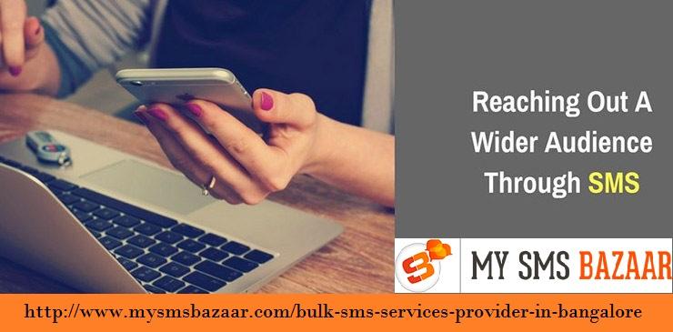 Bulk SMS Service Provider in Bangalore - Transactional Promotional Bulk SMS