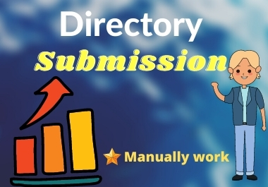 I will provide 100 Live directory submissions to rank up website from high authority websites