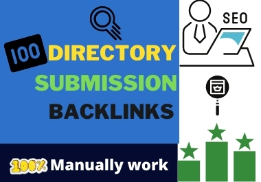 I will do 200 Directory submission with high DA PA