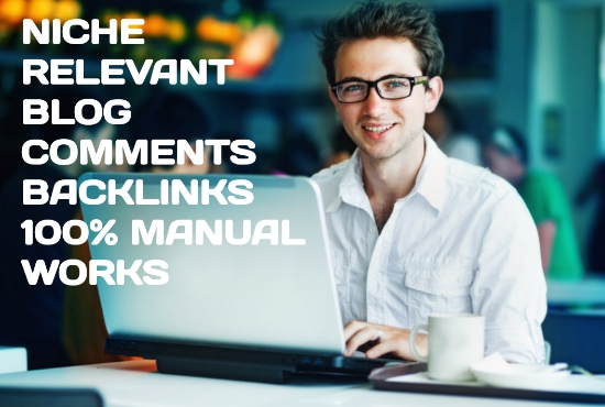 I will provide 80 niche relevant blog comments SEO nofollow backlinks