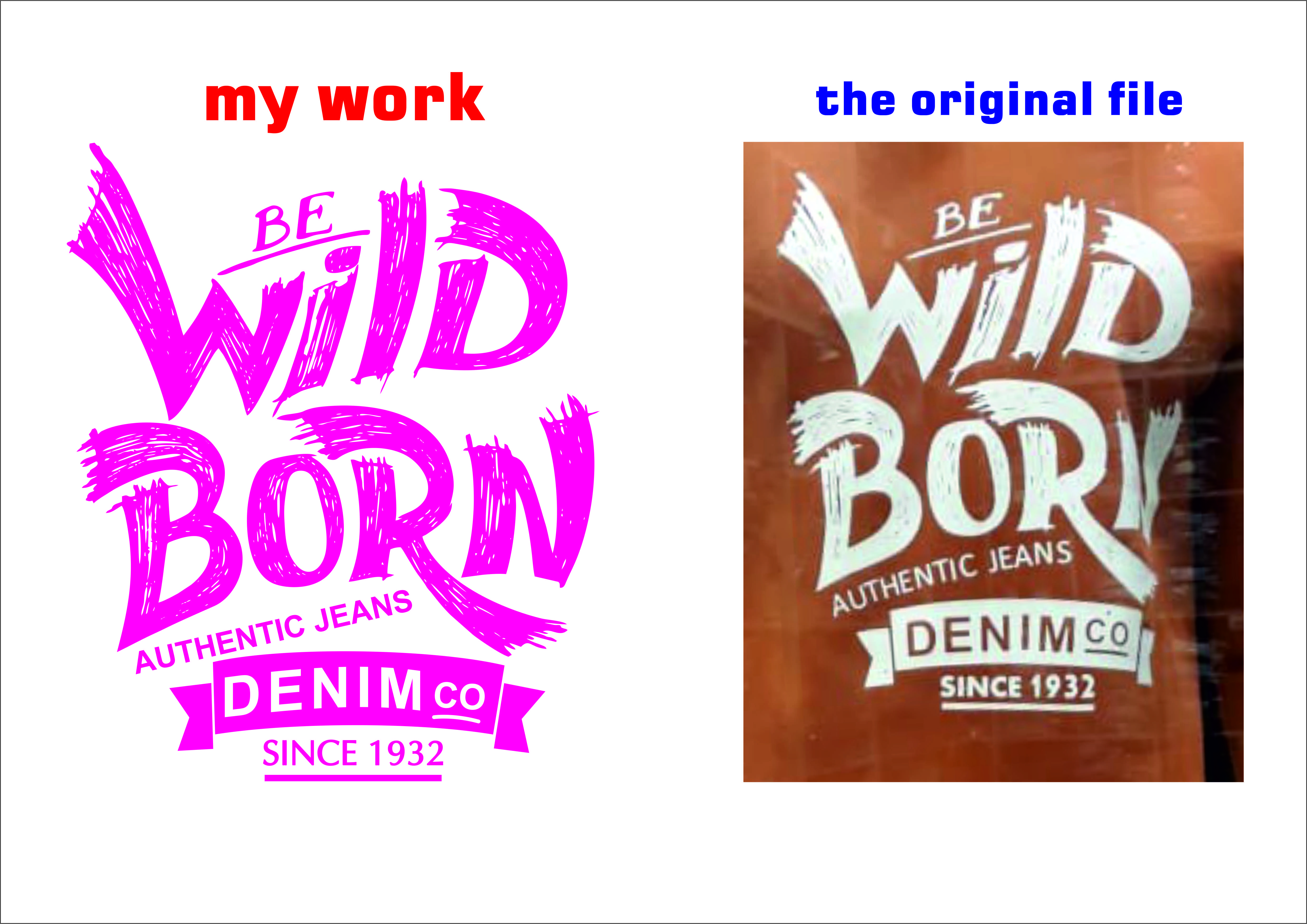 I will convert your logo or any image to vector