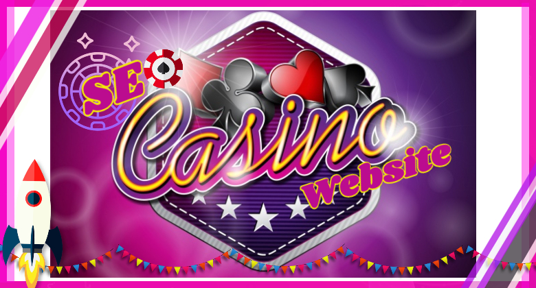 I will improve your casino website on GOOGLE # 1 PAGE super powerfull seo hat backlinks