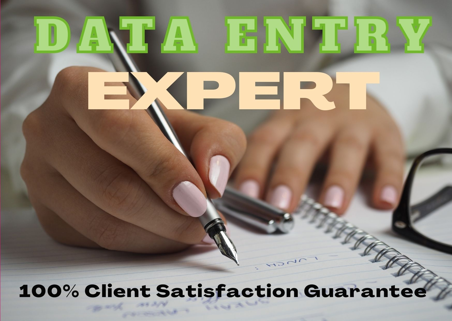 I Will Do Data Entry,  Copy Paste,  Copy Right and any data entry