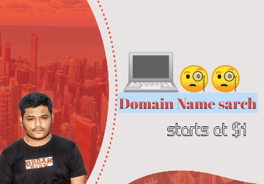 I will search for you Non used domain