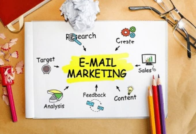 I will supply email list for your business marketing and campaign