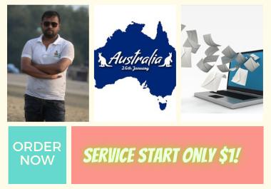 AUSTRALIA Valid & Active Email Service