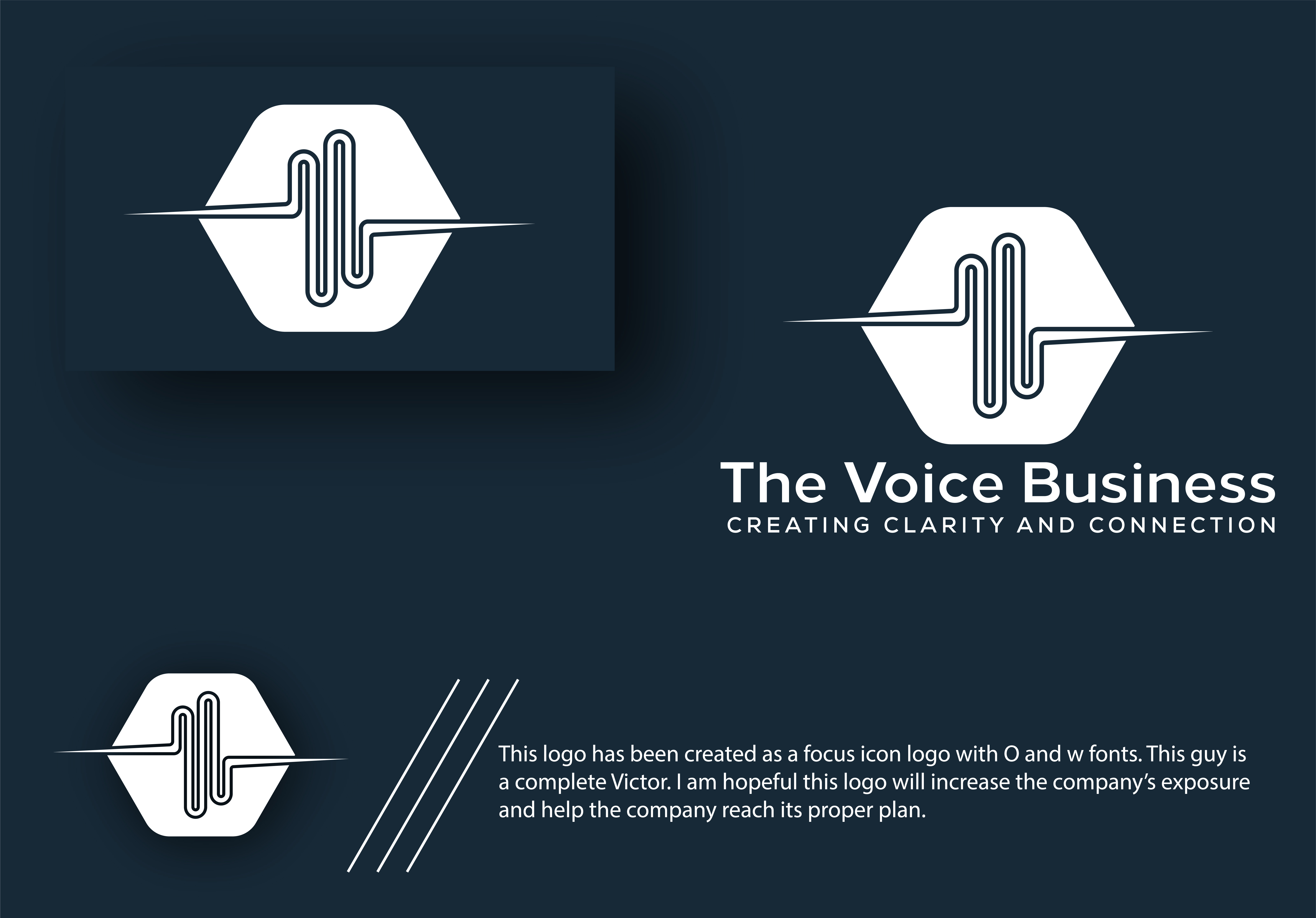 I will design Modern Minimalist versatile business logo for you