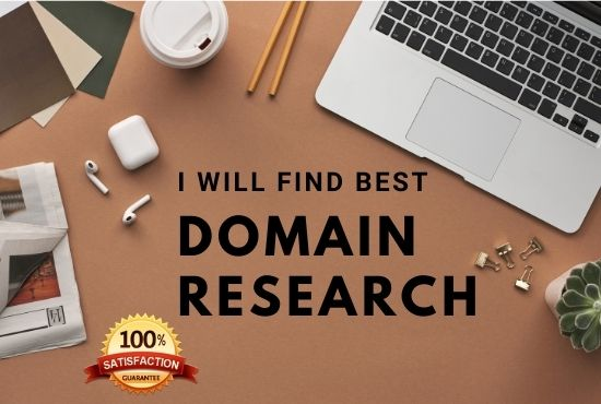 I Will Find Best Domain Research For Your Business