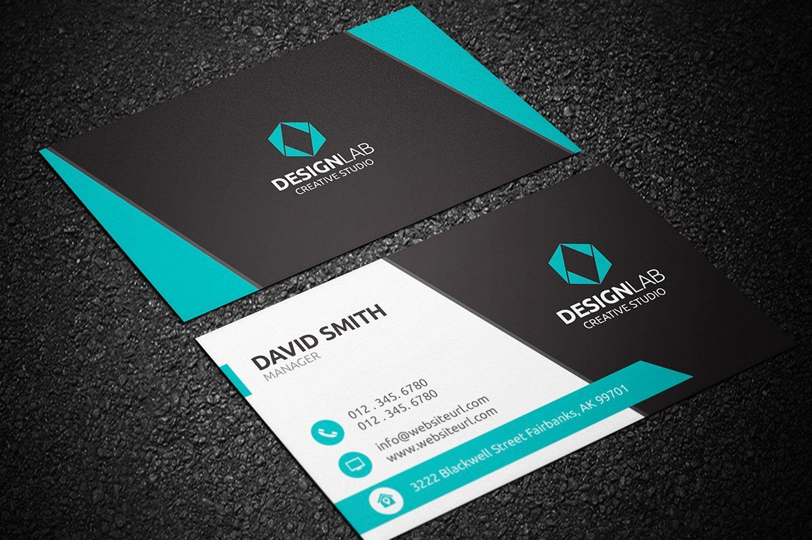 I will do a professional design business card for you