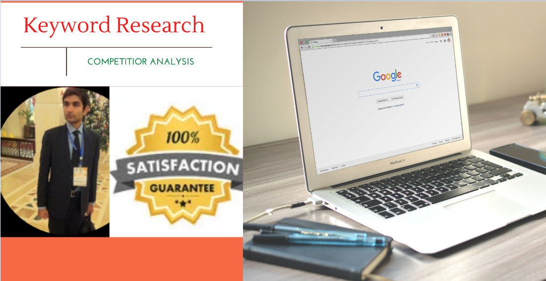 keyword search and competitor analysis that rank your site earn same your competitor