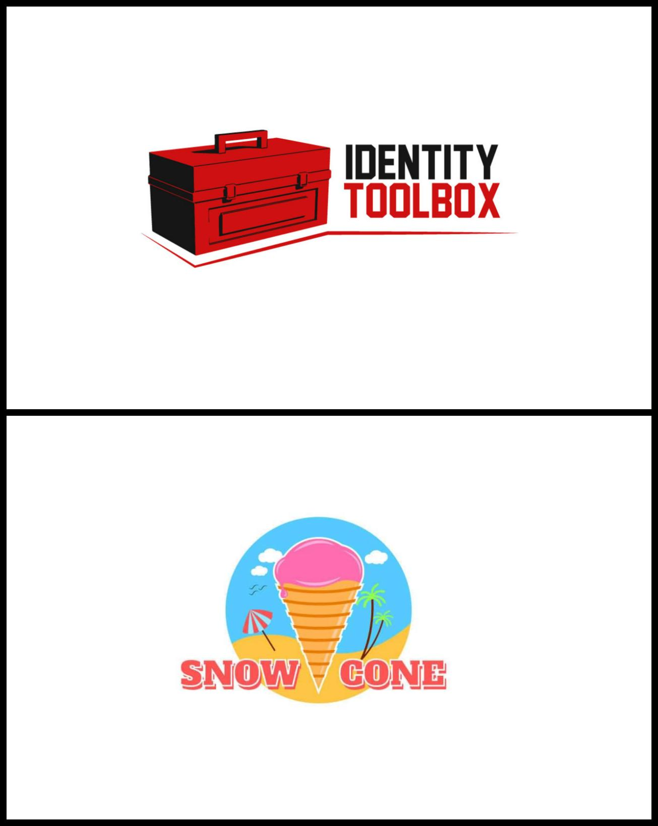 I will create a 2d or 3d logo for your social media or business