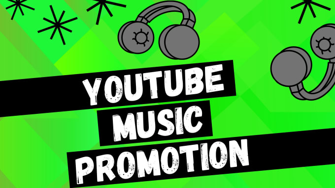 i will Do Real Organic Youtube Music Video Promotion